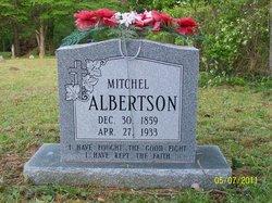 Mitchel Albertson