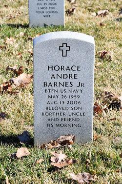 Horace Andre Barnes, Jr