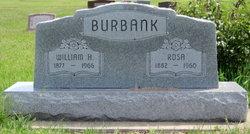 William H Burbank