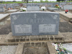 Velma <i>Biermann</i> Fritz