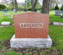 Alma Gustava <i>Jansson</i> Anderson