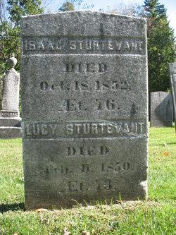 Lucy <i>Hopkins</i> Sturtevant