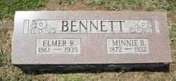 Minnie Bell <i>Curtis</i> Bennett