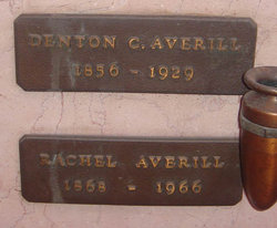 Rachel <i>McMillen</i> Averill