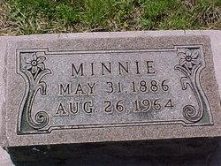 Wilhelmina Julia Minnie <i>Dehn</i> Ammerman