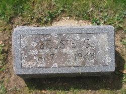 Bessie G <i>King</i> Mulhollan