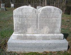 Catherine Louisa Kate <i>Soule</i> Jewett