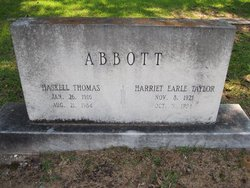 Haskell Thomas Abbott, Jr