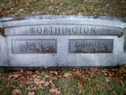 Samuel G Worthington