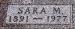 Sara Maude Sadie <i>Yarger</i> Abrams
