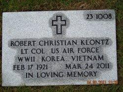 Robert Christian Klontz