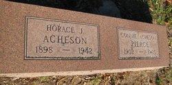 Horace J Acheson
