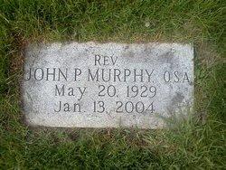 Fr John Patrick Murphy O.S.A.