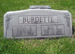 Benjamin Burdette