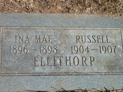 Ina Mae Ellithorp