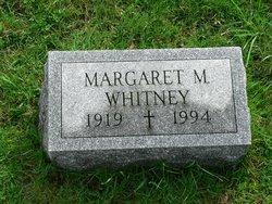 Margaret M. <i>Whitney</i> Murphy