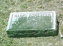 Harry Forester