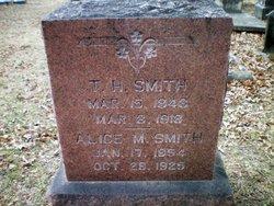 Alice May <i>Snyder</i> Smith