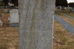 Annie Lucretia <i>Neavitt</i> Larrimore