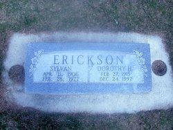 Dorothy <i>Hatch</i> Erickson