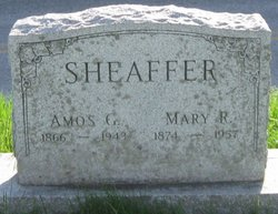 Mary Rosanna <i>Hill</i> Albright Michael Sheaffer