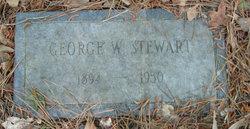 George W Stewart