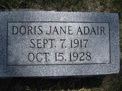Doris Jane Adair