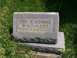 Otie Thomas Adkins