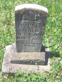 Frank Orville Allen