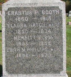 Edith Mary <i>Phillips</i> Booth