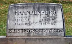 Emma <i>Witt</i> Frankenberg