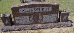 Martha Marie <i>Etheridge</i> Allensworth