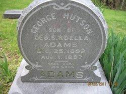 George Hutson Adams