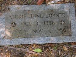 Vickie June Joyner