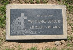 Van Thomas Benedict