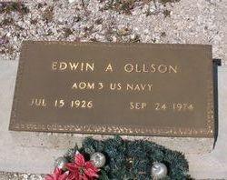 Edwin Alton Ed Ollson