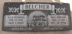 Ella Druzilla <i>Andrews</i> Belcher