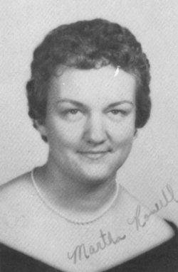 Martha Nell <i>Rowell</i> Anderson