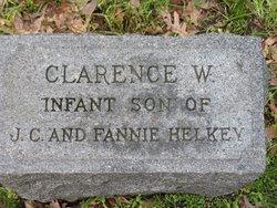 Clarence W. Helkey