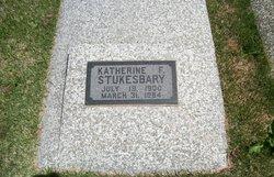 Katherine Florence <i>Bunker</i> Stukesbary