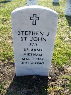 Stephen J St John