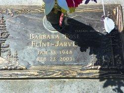 Barbara Jose or Rose <i>Nichols</i> Jarvis
