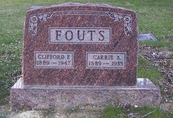 Carrie Blanche Fouts