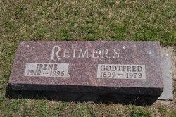 Irene Victoria <i>Larson</i> Reimers