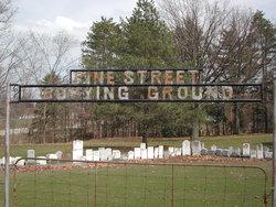 Pine Street Burying Ground