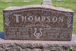 Elsie Leone Thompson