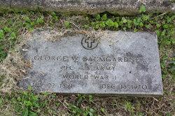 George Washington Baumgardner