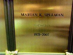 Marian Spelman