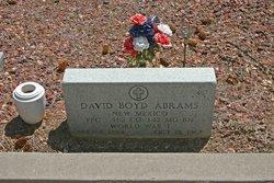 David Boyd Abrams