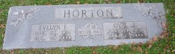 Evelyn Fay <i>Pickett</i> Horton
